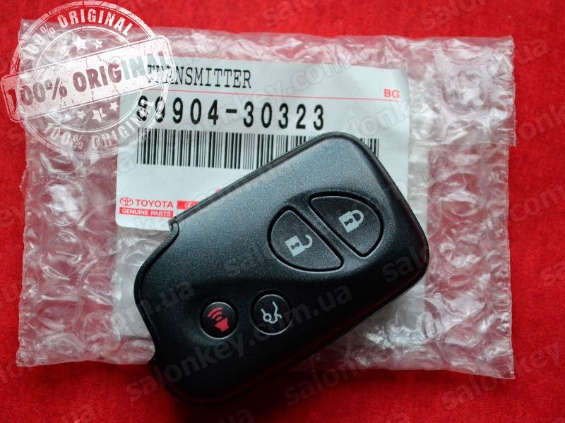 8990430323 Оригинальный смарт ключ Лексус