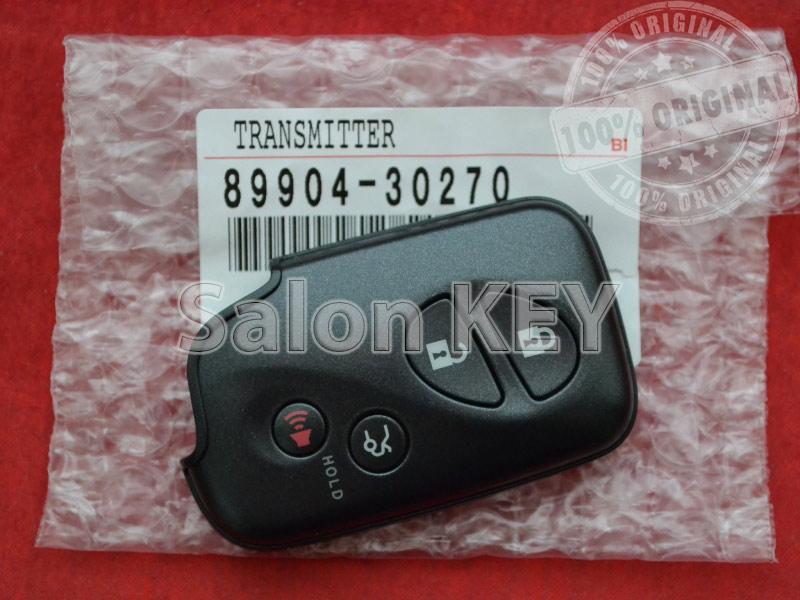 Смарт Ключ зажигания Lexus 8990430270