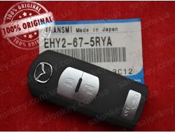 EHY2-67-5RYA Смарт ключа Mazda (Original) EHY2675RYA / EHY2675RY
