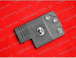 Mazda ключ карта корпус 3 кнопки