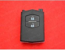 Корпус кнопок Mazda на выкидной ключ 2 кнопки