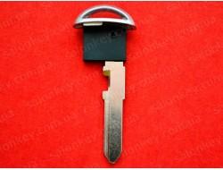 Mazda лезвие вставка в smart ключ
