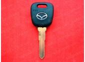 Ключ Mazda лезвие Maz24 с местом под чип TPX