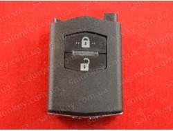 Кнопки Mazda на выкидной ключ 2 кнопки без электроники