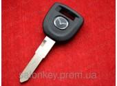 Ключ Mazda лезвие Maz24 с местом под чип оригинал