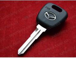 Ключ Mazda с чипом ID12