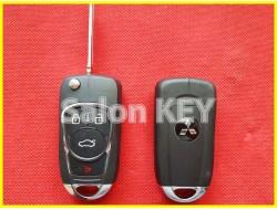 6370-A148 ключ Mitsubishi Outlander USA 2007-2017 (Аналог Украина) OUCG8D-625M-A
