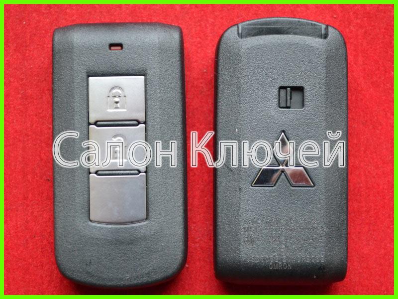 8637-A662 ключ Мицубиси 8637-A292 (Original)