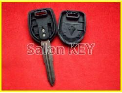 Ключ Mitsubishi с местом под чип лезвие MIT11R Outlander / Lancer / Grandis / Asx