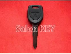 MR587315 Ключ Mitsubishi Pajero / L200 / Shogun 2002-2006 лезвие MIT8 чип 4D