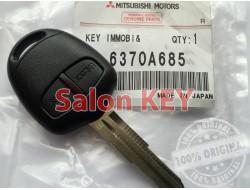 6370A685 Ключ Mitsubishi Pajero (ORIGINAL) 2006-2010