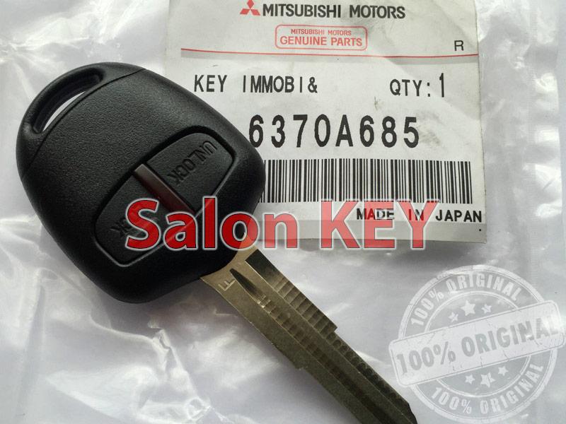 Ключ зажигания 6370-A685 Митсубиси Паджеро