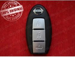 Ключ Nissan 3 нопки 5WK49609 S180143006