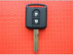 Ключ Nissan Micra, Navara, Note, Patrol, Qashqai,
