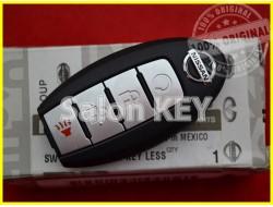 Смарт ключ Nissan Pathfinder 13-15 USA (Original) 4 кнопки с автозапуском