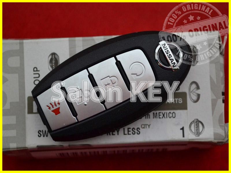 Смарт ключ Nissan Pathfinder 13-15 USA (Original)
