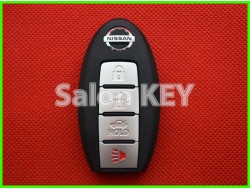 Смарт ключ Nissan Sentra Versa USA 2013-2016 285E3-3AA0A / 315MHz / PCF7952A / HITAG 2 / CWTWB1U815