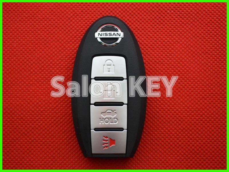 285E33AA0A Cмарт ключ Сентра Верса Америка с 13г по 16г