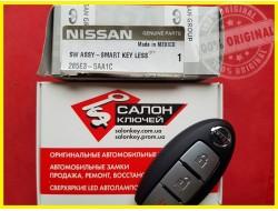 285E3-5AA1C Смарт ключ Nissan (Original) 285E35AA1C