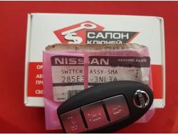 285E3-3NL3A Ключ Nissan Leaf 10-17 TWB1G694 285E33NL3A