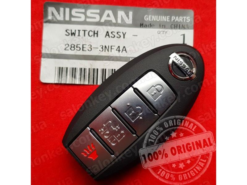 285E33NF4A Smart Key Nissan