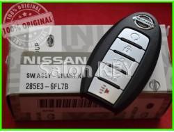 285E3-6FL7B Ключ NISSAN (ORIGINAL)