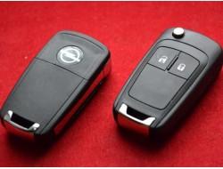 Ключ выкидной Opel Corsa D 06-14г ID46 434Mhz