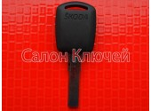 Ключ Skoda octavia, fabia, roomster, superb с чипом ID48