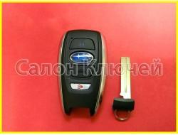 Смарт ключ Subaru Legacy 18-20 USA (Original) 4 кнопки