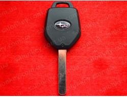 57497AJ00A Ключ Subaru с чипом и кнопками (OEM) 57497AJ10A