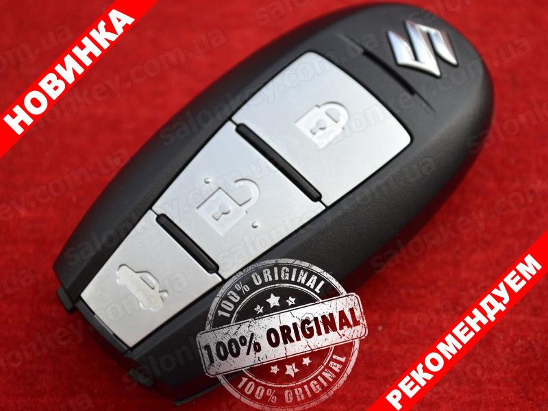 Ключ Suzuki id47 434Mhz