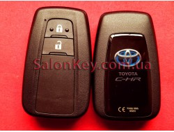 Ключ Toyota C-HR BR2EX с 16г-