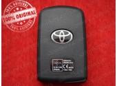 Оригинальный Ключ Toyota Camry 50 2011-2016 (BA2EQ) (AVV50, GSV50)