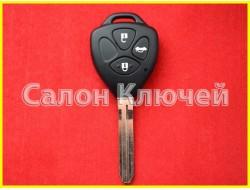 Ключ Toyota Land Cruiser Prado 09-15 (OEM)
