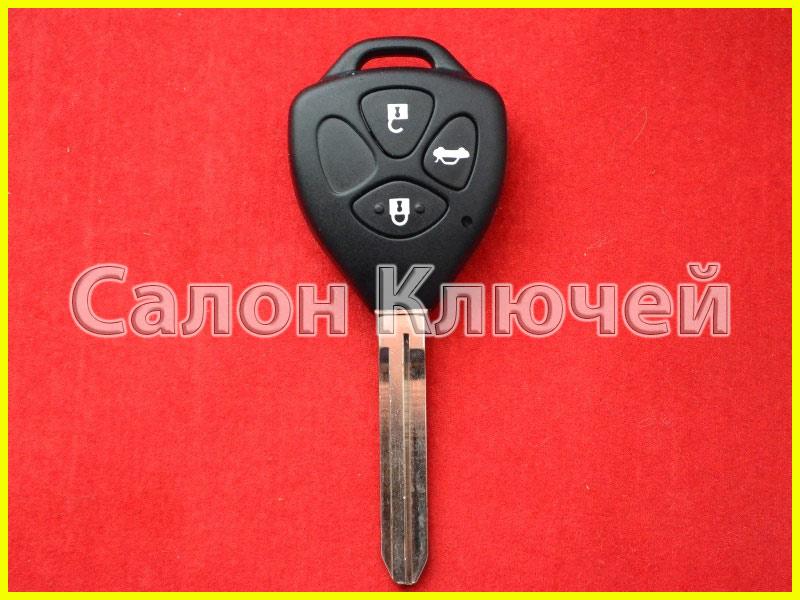 Ключ Тойота 8907012491 / 8907012501