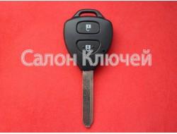 89070-02550 Ключ Toyota с чипом и радиоканалом (OEM) 89071-0F060