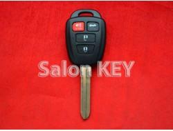 Ключ Toyota Camry USA 2012-2014 (OEM)