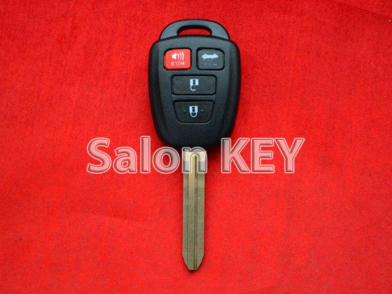 Ключ Тойота Камри Америка 12-14г