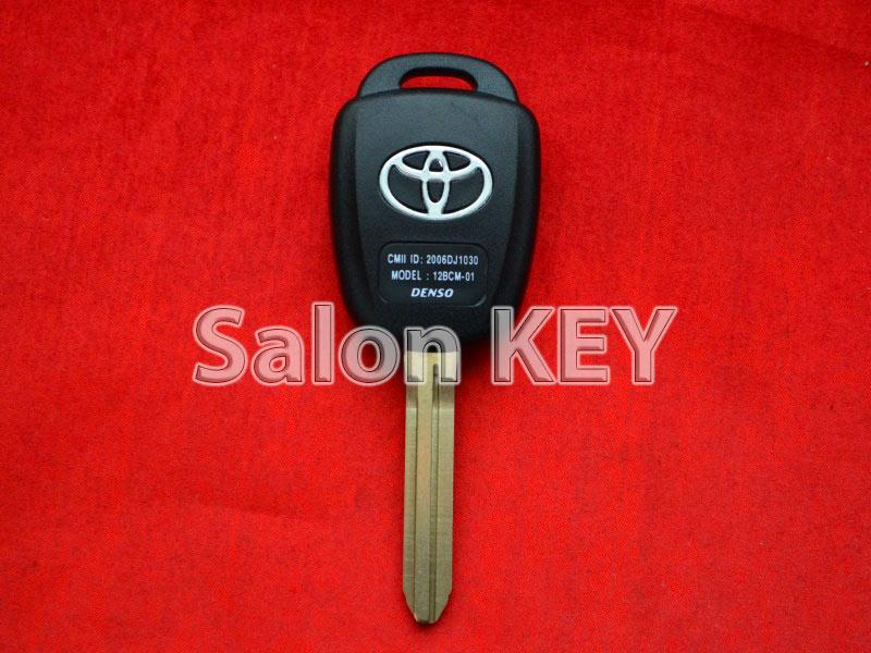 890700R121 Ключ Тойота Америка Оригинал