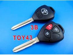Ключ TOYOTA RAV4 2005-2012 Америка