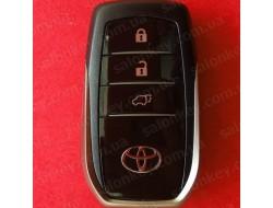 Смарт ключ Тойота Ланд Круизер 200 с 16г (тойота ланд круизер 200)