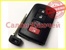 Смарт ключ Toyota RAV4 USA 2014-2018 (Original) HYQ14FBA 1551A-14FBA 281451-0020
