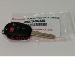 89070-06420 Ключ Toyota (Original)