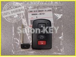 89904-0E121 Смарт ключ Toyota (Original) 89904-0E120