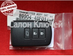89904-48F01 Ключ Toyota (Original)
