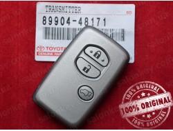89904-48171 Ключ TOYOTA (Original)