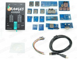 Orange 5 Programmer with Full Adapter