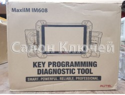 Autel MaxiIM IM608PRO / J2534 / Программатор автомобильных ключей / Диагностика / привязка блоков и датчиков