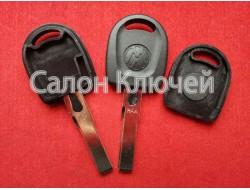 Ключ Volkswagen с чипом id:48 CAN A1
