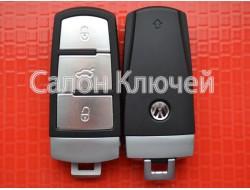 Ключ VW Passat CC 04-15 433Mhz PCF7936 ID46 KeyLess 3C0 959 752 BG